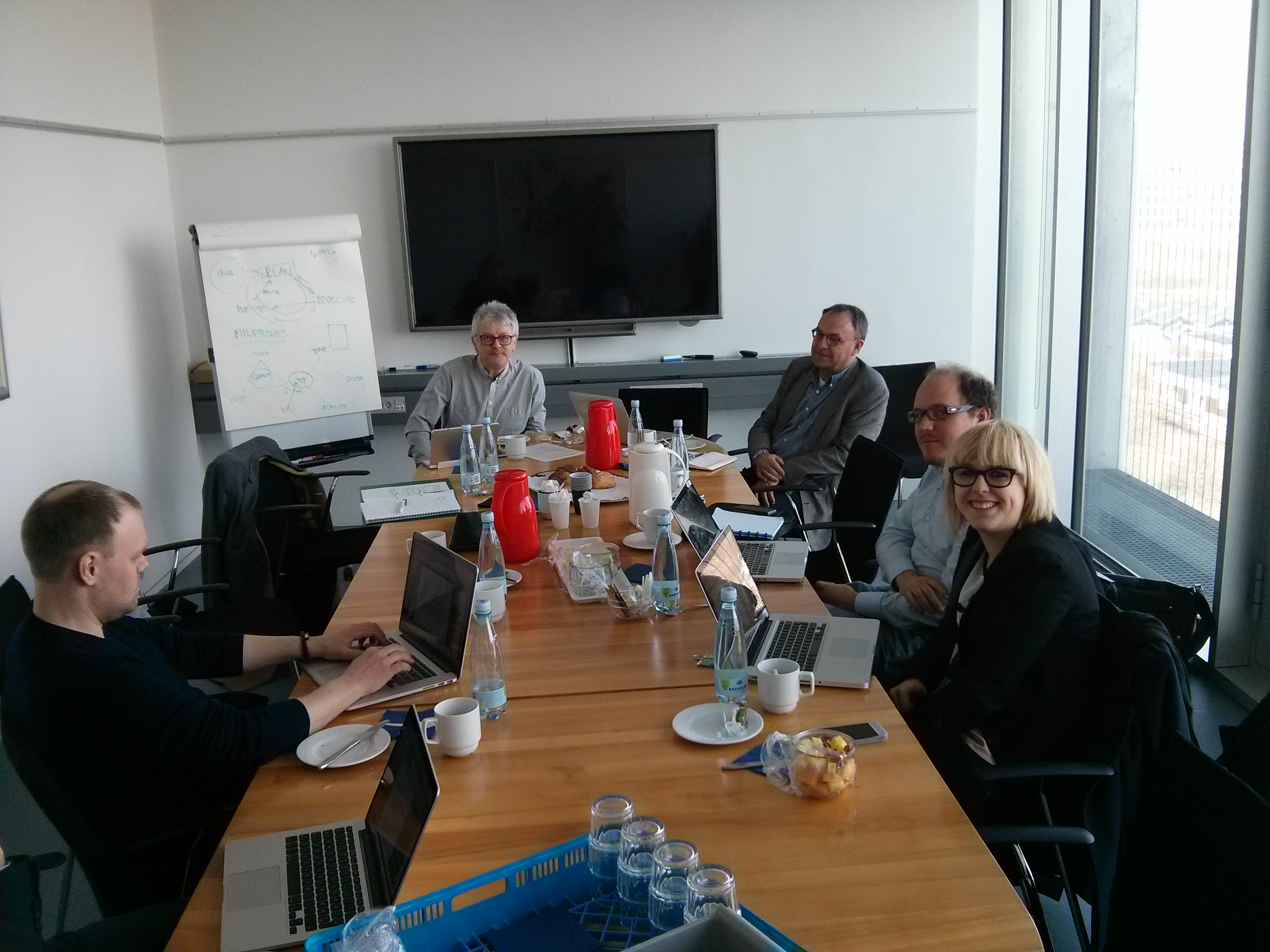 (Photo: MeCETES Team Meeting, University of Copenhagen, March 14, 2014)