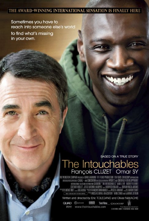 French comedy drama Untouchables was a hit across Europe in 2012, except in the UK.