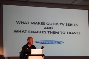 Ingolf Gabold talks about what makes TV dramas travel