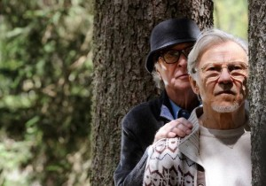 Michael Caine and Harvey Keitel in Paolo Sorrentino's Youth