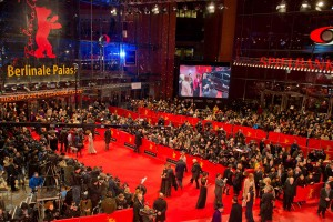 The Berlinale Palast at the 64th Berlin International Film Festival.