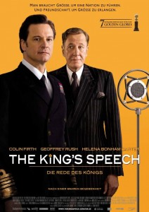 The King's Speech German